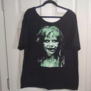 Exorcist shirt